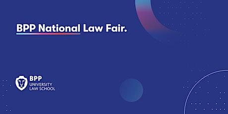 BPP National Law Fair tickets