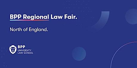 BPP Regional Law Fair (North of England) tickets