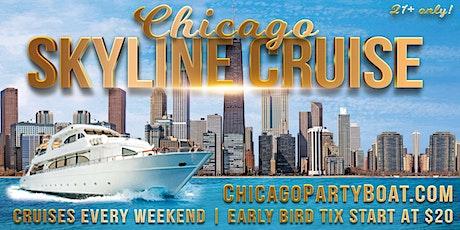 Chicago Skyline Cruise on August 21st tickets