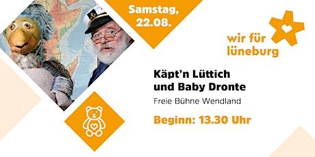 Theater im Kurpark - Käpt'n Lüttich &  Baby Dronte Tickets