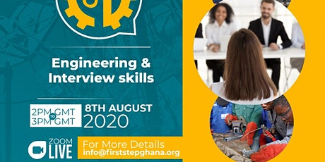 Employability Skills-  Interview tips and Career in Engineering tickets