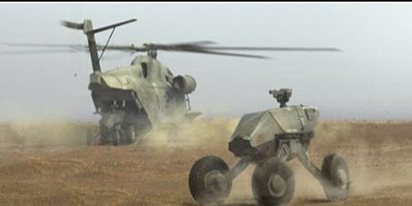 Army Mad Scientist Initiative: Future of Unmanned Ground Systems tickets