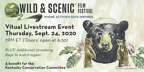 Wild and Scenic Film Festival tickets