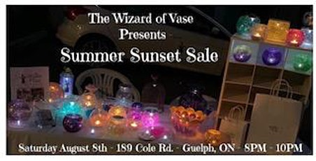 Summer Sunset Sale by The Wizard of Vase tickets