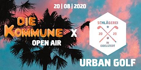 Urban Golf  &  Open Air Event tickets