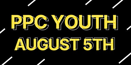 Aug 5 - In-House Youth tickets