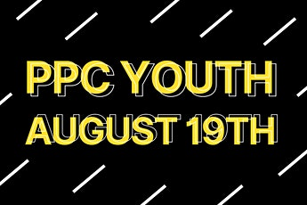 Aug 19 - In-House Youth tickets