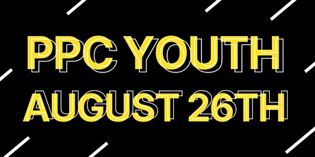 Aug 26 - In-House Youth tickets