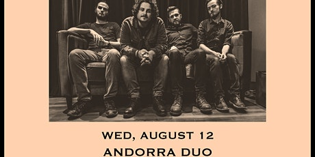 Andorra (Duo) - Tailgate Takeout Series tickets