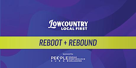 Reboot + Rebound: Reimagining Your Business tickets