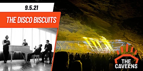 The Disco Biscuits in The Caverns - Sun ONLY tickets