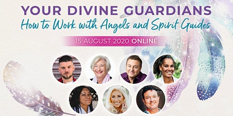 Your Divine Guardians: How to Work with Angels and Spirit Guides tickets