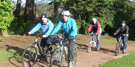 Social Bike Ride (Part of Kirkcaldy Cycling Festival) tickets