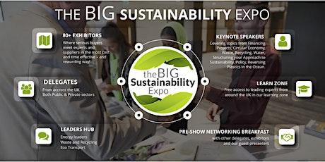 The Big Sustainability Expo (Southampton) Workshop:  Net Zero Carbon PM tickets