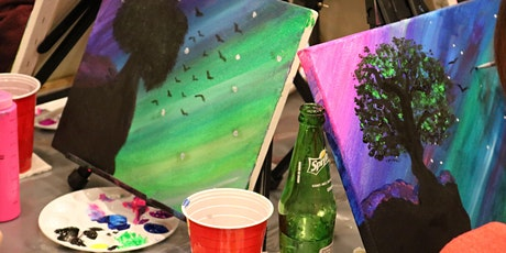 Paint Night @ Jay C's Diner! tickets