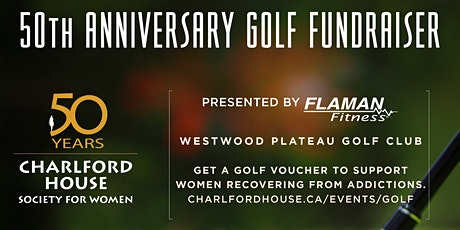 50th Anniversary Golf Fundraiser tickets