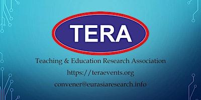 12th ICTEL 2021– International Conference on Tea