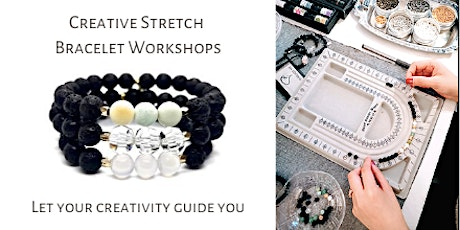 Creative Stretch Bracelet Workshops In The Park tickets