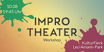 Offener Improtheater-Workshop