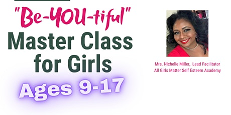 All Girls Matter Self Esteem Academy tickets