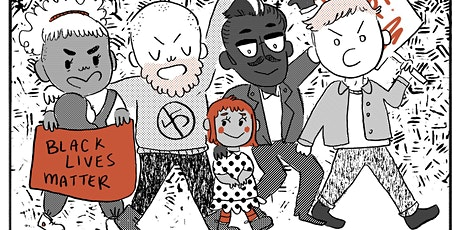Comics as Healing: A Safe Place to Work Through the Unrest tickets