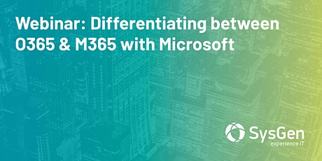 Differentiating between O365 & M365 with Microsoft Tickets