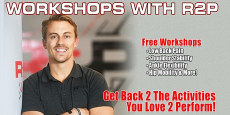 Hamstring  Workshop (Mt. Airy) tickets