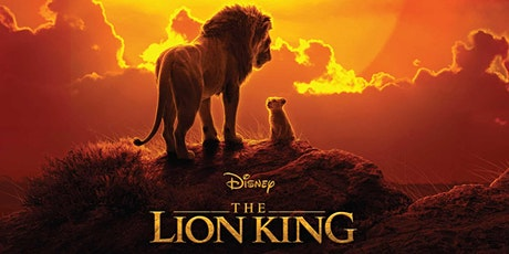 Movies In Your Car - THE LION KING (2019) - $29 Per Car tickets