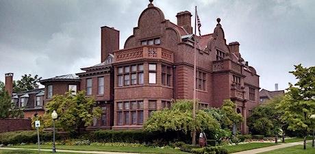 Barker Mansion Tours through September 30 tickets