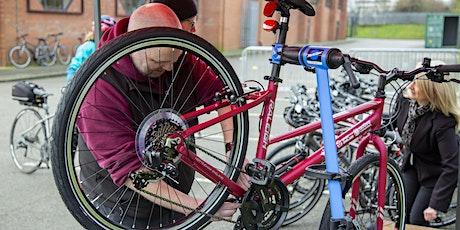 Fix Your Bike Scheme tickets