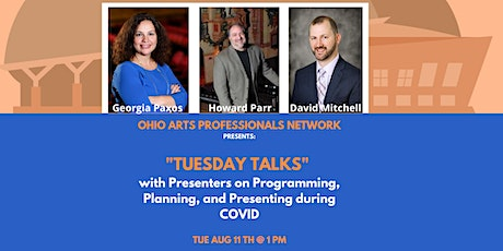 "OAPN Presents: ""Tuesday Talks"" with Ohio Presenters tickets"