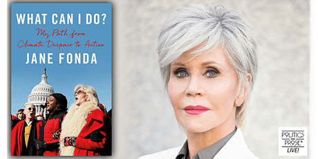 P&P Live! Jane Fonda | WHAT CAN I DO? tickets