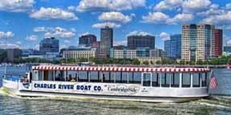 Summer Team Soiree~  Boat Cruise on the Charles River tickets