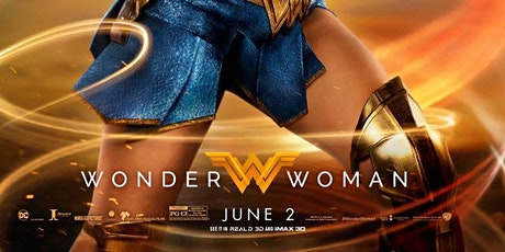 WONDER WOMAN (2017) at BDI (Wed & Thurs 8/12-13 tickets