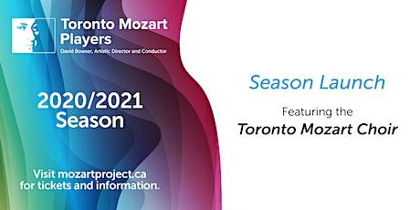 Toronto Mozart Players  Season Launch tickets