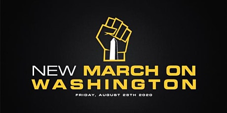 New March on Washington tickets