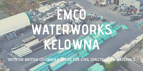 EMCO Waterworks Kelowna - 2020 BBQ and Training Day - Sept 18, 2020 tickets