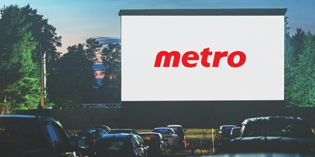 Metro Community Drive-In Movies tickets