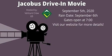 Jacobus Drive-In Movie tickets