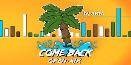 ComeBack OpenAir 2020 Tickets