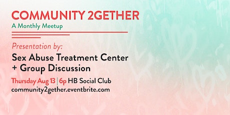 Community 2gether - A monthly meetup tickets