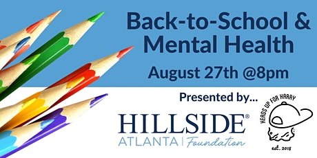 Back to School & Mental Health tickets