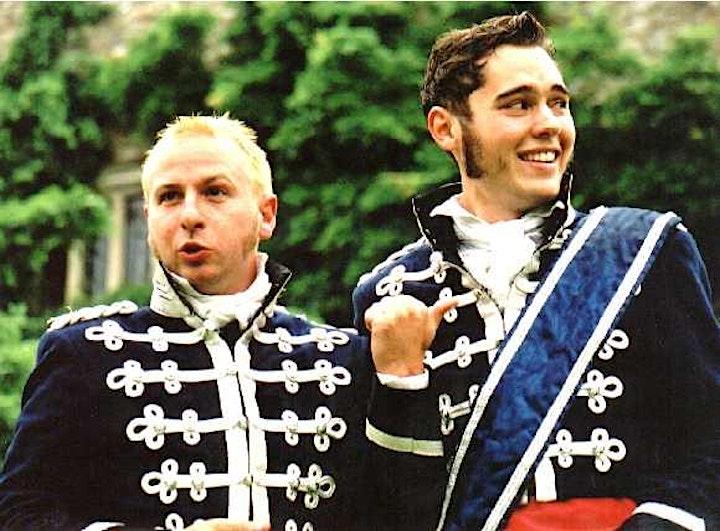 British Touring Shakespeare presents The Two Gentlemen Of Verona image