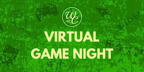 Winters Virtual Game Night tickets