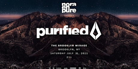 Nora En Pure: Purified tickets