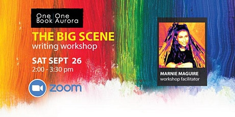 Writing the Big Scene: writing workshop with Marnie Maguire tickets