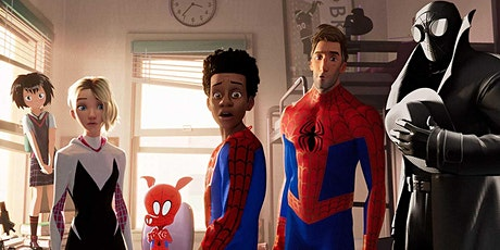 Kid's Club Movies: Spiderman into the Spiderverse (Boxpark Wembley) tickets