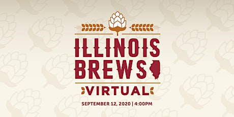 Illinois Brews 2020: A Virtual Beer-Tasting Event! tickets