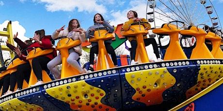M&D's Scotland's Theme Park billets
