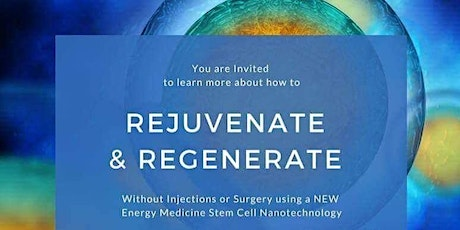 Business Opportunity with LifeWave and Stem Cells!100% Money Back Guarantee tickets
